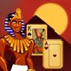 Piramis pasziánsz ókori Egyiptom játék