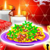 Red Christmas Pasta játék