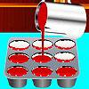 Red Velvet Cupcakes játék