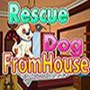Megment kutya ház játék