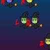 Ijesztő boszorkány gépelés játék