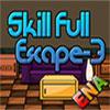 Skillfull Escape 3 játék