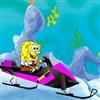 Sponge Bob Sled Ride játék