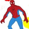 Spider Man szín játék
