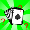Super kártyát Guess játék