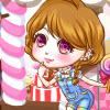 Sweet Candy Shop Girl játék