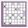 Tic Tac logika könnyű Vol 1 játék