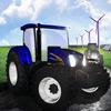 Traktor mezőgazdasági Racing játék