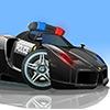 V8-as Rendőrség parkoló játék