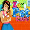 Zoe kisállat gond játék