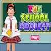 Zoe iskola projekt játék