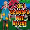 Zoes nagypapa Fire Rescue játék